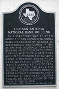 Image for Old San Antonio National Bank Building - San Antonio, Texas