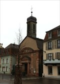 Image for Eglise de Garnison - Huningue, Alsace, France