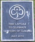 Image for Laxey Girl Guides Time Capsule - Laxey, Isle of Man