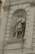 Image for King Charles I of England, Scotland & Ireland  -- Temple Bar Gate, Paternoster Square, City of London, UK
