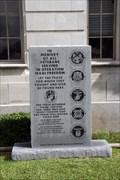 Image for Afghanistan-Iraq War Memorial- Ouachita Parish Courthouse - Monroe, LA