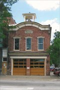 Image for Centennial Fire House - Lima Village Historic District - LIma, NY