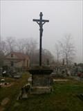 Image for Central Cross Chržín Cemetery, Czechia