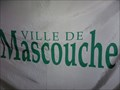 Image for Le Drapeau de la Ville de Mascouche.   -Mascouche.   -Québec.