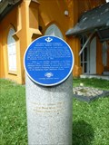 Image for Middle Road Church Historical Marker - Singapore