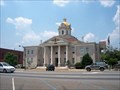 Image for Town Clock - Chatooga County Courthouse  in Summerville GA