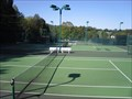 Image for W. T. Mathes Tennis Center, Miligan College, Tennessee