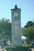 Image for Downtown Clock, Lake Wales, FL