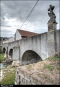 Image for Barokní silnicní most / Baroque road bridge - Sazená (Central Bohemia)