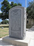 Image for Bandera County World War Memorial - Bandera, TX