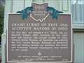Image for Grand Lodge of Free & Accepted Masons of Ohio #2-71