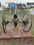 Image for Halifax County Revolutionary War Memorial Cannon - South Boston, Virginia