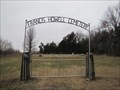 Image for Francis Howell Cemetery - Busch Conservation Area - St. Charles County, Missouri