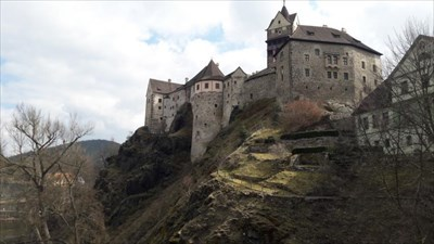 Loket - die Burg