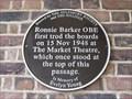 Image for Ronnie Barker     -  Aylesbury - Bucks