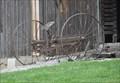 Image for Horse-Drawn Hay Rake