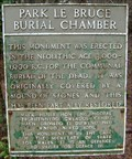 Image for Park Le Bruce - Burial Chamber - Swansea, Gower, Wales