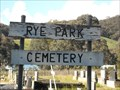 Image for Rye Park Cemetery, Rye Park, NSW