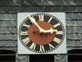 Image for Clock of Katholische Pfarrkirche St. Lambertus, Bengen - RLP / Germany