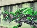 Image for Graffiti at OC Olympia Plzen - Plzen 8-Cernice, Plzenský kraj, Czechia