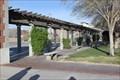 Image for Santa Fe Depot/Harvey House Pergola -- Barstow CA