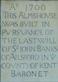 Image for 1700 - Sir John Banks Almshouses, St Faith's Street, Maidstone, UK