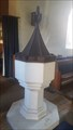 Image for Baptism Font - St Mary - Somersham, Suffolk