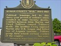 "Image for Rowan County ""War,""  1884-1887"