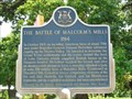 "Image for "" THE BATTLE OF MALCOLM'S MILLS - Oakland, Ontario"