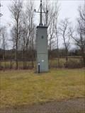Image for Mastestation ved Elmuseet i Tange - Pole station at the Energy Museeum at Tange.