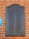 Image for Town of Northfield Honor Roll - Northfield, MA, US