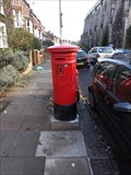 Image for Victorian Post Box - Savernake Road, London, UK