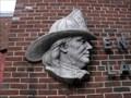 Image for Benjamin Franklin in Fireman's Hat - Philadelphia, PA