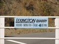 Image for Lexington Quarry - Los Gatos, California