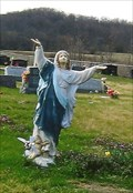 Image for The Assumption of Mary - Star Baptist Cemetery - near Elsberry, MO, USA