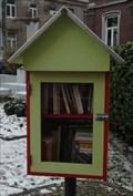 """Image for Boite à livre """"Lison"""", Waremme, Belgique"""