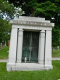 Image for Smith Mausoleum - Mount Mora Cemetery - St. Joseph, Mo.