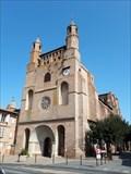 Image for Eglise Notre-Dame-du-Bourg - Chemins de Saint-Jacques-de-Compostelle en France - Rabastens, France, ID=868-060