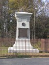 Gen. Braddock's original grave is nearby and has an interesting story.