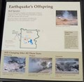 Image for Earthquake's Offspring - Yellowstone National Park