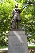 Image for Charles Sumner  -  Boston, MA