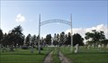 Image for Stateline Cemetery Entrance Arch