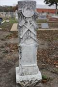 Image for Hulin Adams -- Heath Cemetery, Heath TX