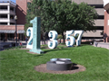 Image for Garden of Constants at the College of Engineering, The Ohio State University