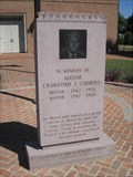Image for Crawford J. Carroll - Dover, Delaware