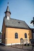 Image for OLDEST Protestant church in the city of Bonn - Oberkassel, NRW, Germany