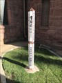 Image for All Souls Universalist Church Peace Pole - Riverside, CA
