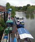 Image for Tourism - Sabrina Boat Trip - River Severn, Shrewsbury, UK.