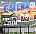 Image for Historic Route 66 - Greetings From Galena - Kansas, USA.