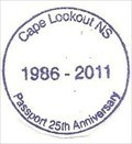 Image for Cape Lookout NS-Passport 25th Anniversary 1986-2011 - Harkers Island, NC